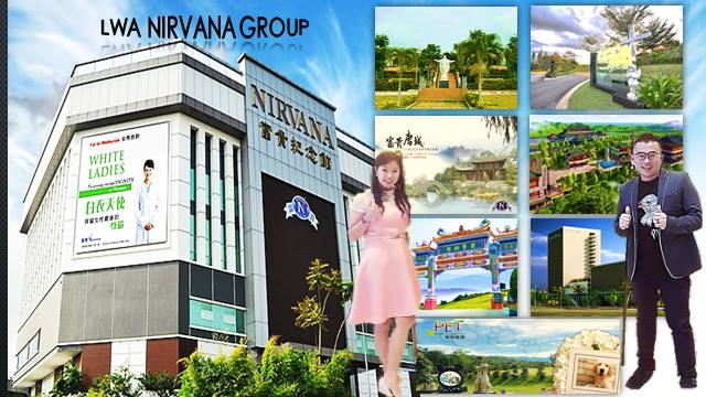"""Nirvana Asia LTD (富貴生命國際有限公司) (""""Nirvana"""") is the largest integrated death care service provider in Asia*. We offer premium quality burial plots, niches and tomb design and construction services in terms of design, landscaping, materials used for building and amenities, site maintenance, and customer services, as well as high quality and reliable funeral services. We are a leading death care service provider in Malaysia, Singapore and Indonesia. Our brands, Nirvana and 富貴, are widely recognized by customers in our home markets. We are the most recognized brand name in Malaysia and one of the most recognized brand names in Singapore in terms of professionalism, trustworthiness, quality of services and products and facility maintenance. We offer premium quality burial plots, niches and tomb design and construction services in terms of design, landscaping, materials used for building and amenities, site maintenance, and customer services, as well as high quality and reliable funeral services."""